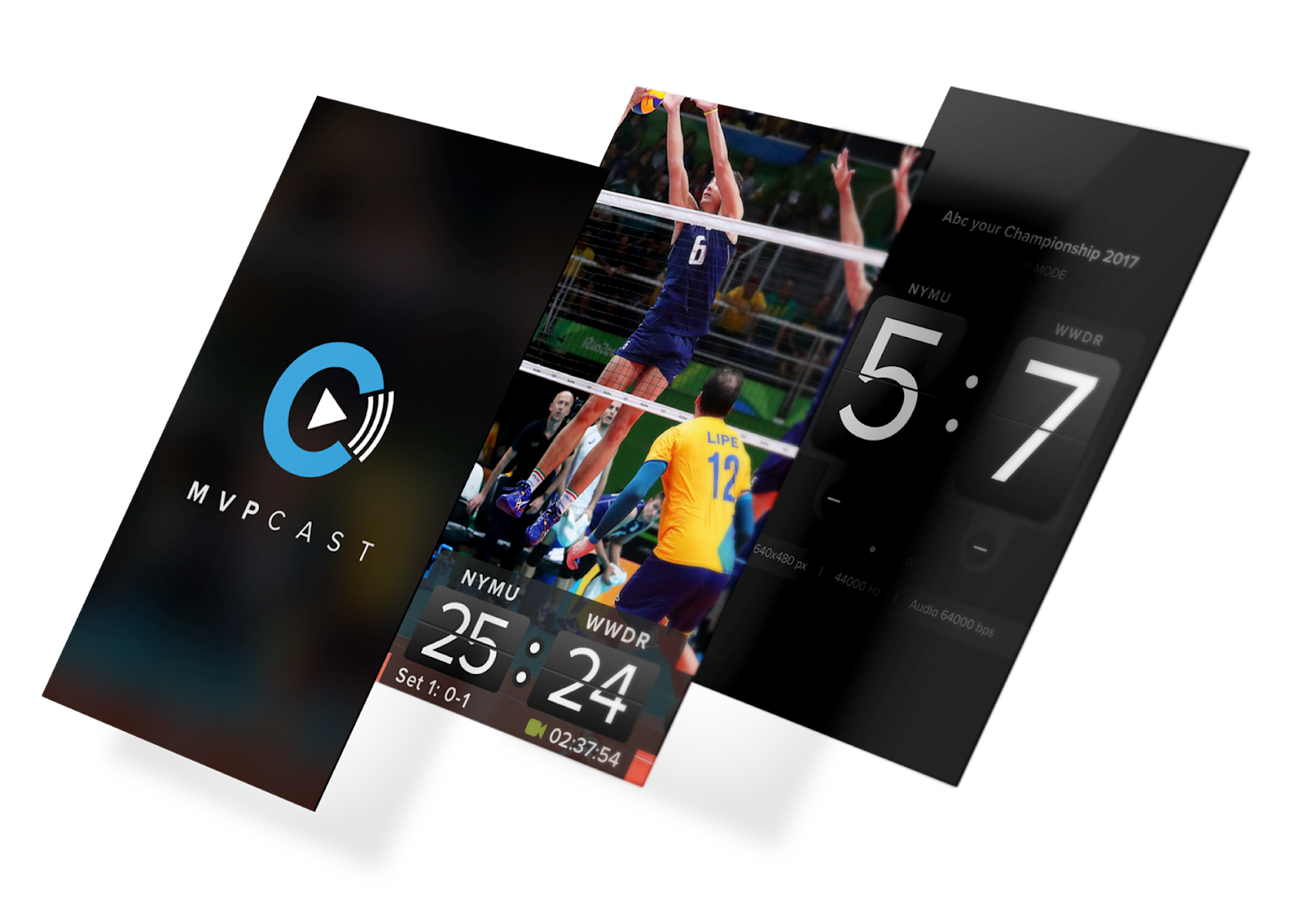 Live Video Streaming App for Sports Events