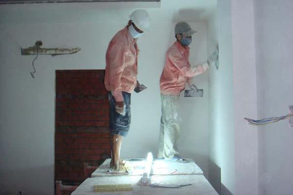 Chọn dịch vụ thi công sơn bả tại Hà Nội chất lượng