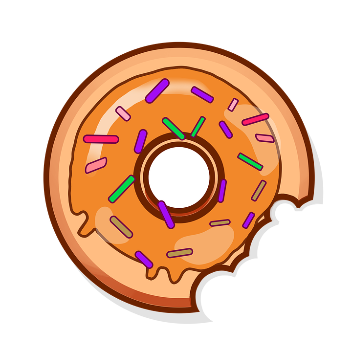 Free photo Bun Food Donut Icon Tasty Baking Yummy Sweets - Max Pixel