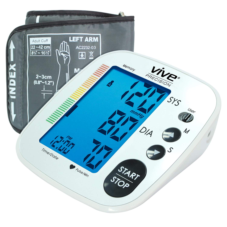 image of Vive Precision blood pressure monitor