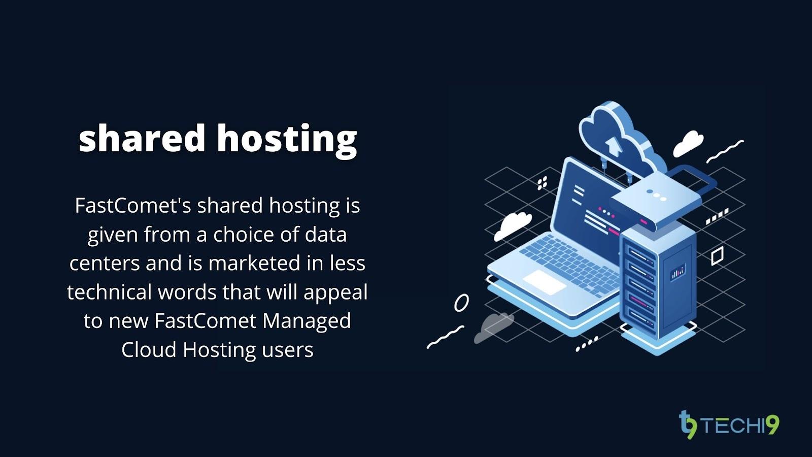 FastComet Shared Hosting