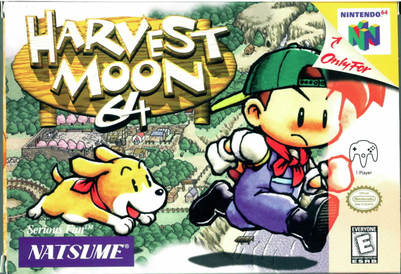 Harvest Moon 64 vs Back to Nature  Battle of the Best!