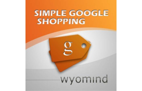 Magento integration with Google Merchant Center: Simple Google Shopping