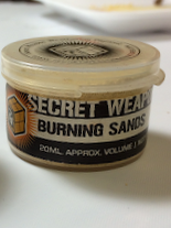 Secret Weapon Weathering Powder