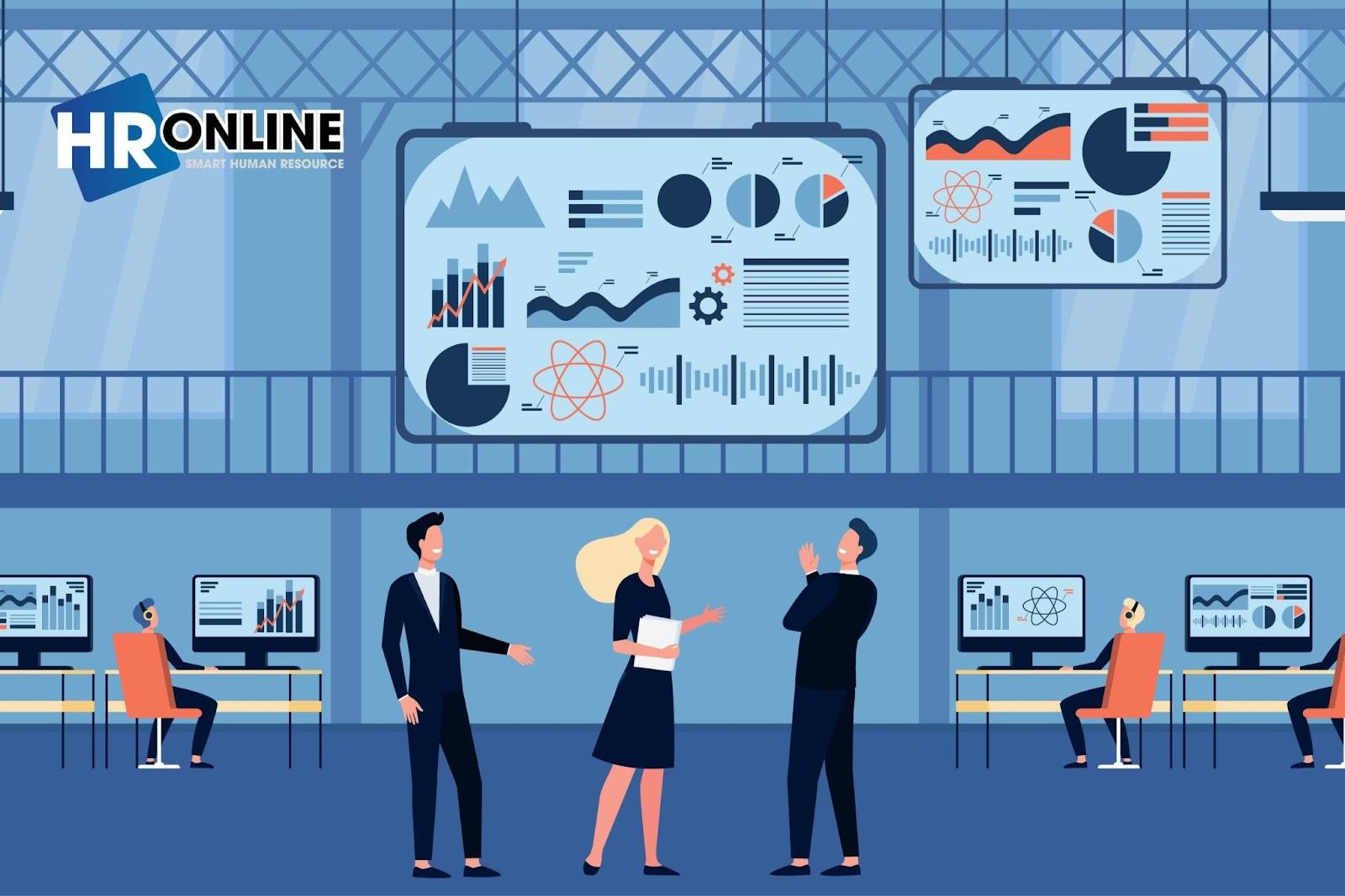Phần mềm quản lý nhân sự giúp doanh nghiệp vận hành và phát triển nhanh chóng