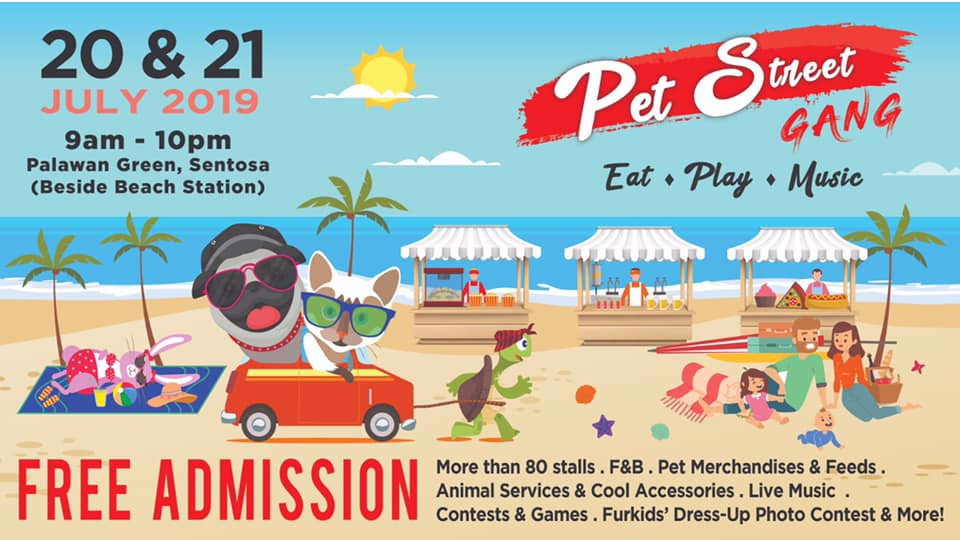 Pet Events in Singapore