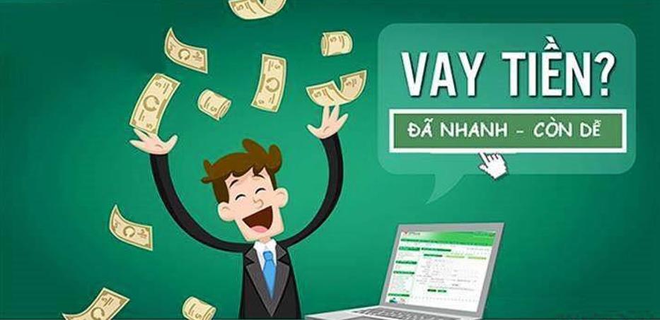 Kết quả hình ảnh cho vay tiền nhanh online
