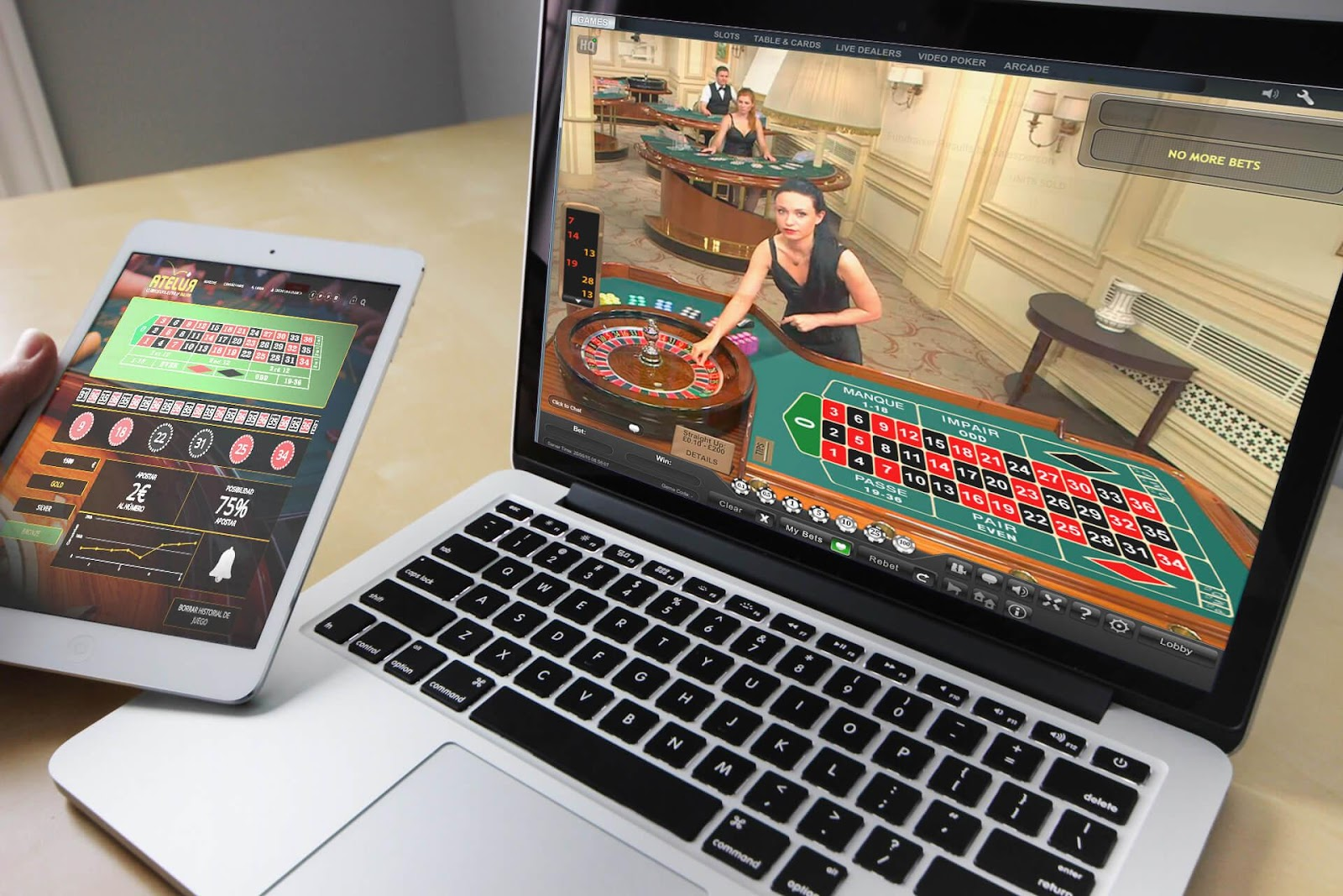 Retail2Customer – States where online betting is legal