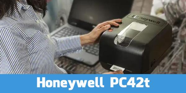 Honeywell PC42t giải pháp in ấn tem nhãn chủ động