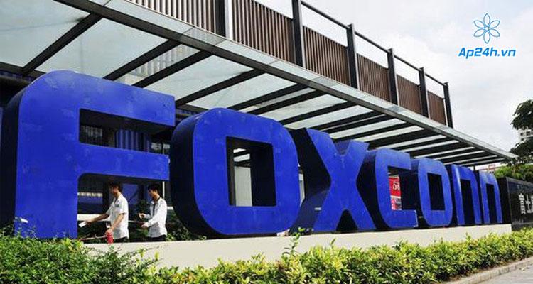 Apple Foxconn xây dựng nhà máy tại VN