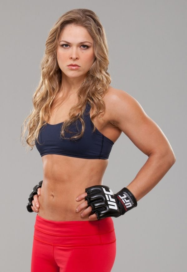 Ronda Rousey (MMA Fighter)