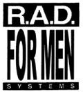 R.A.D. for Men logo