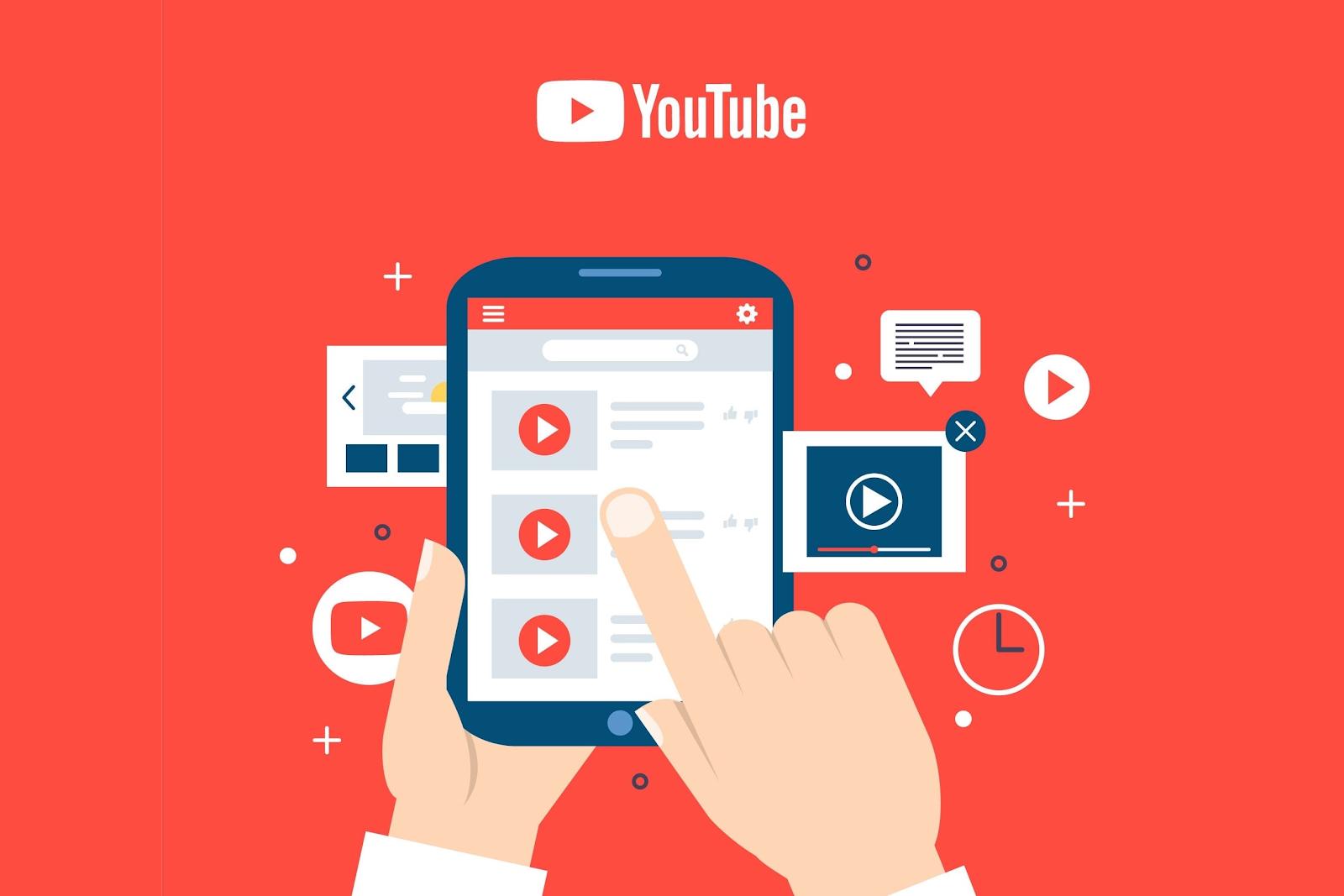 Backlink Youtube được quan tâm rất nhiều