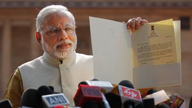 Narendra Modi, Black Money, Mood of the nation