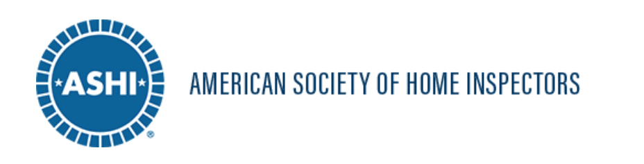 The American Society of Home Inspectors (ASHI) logo.