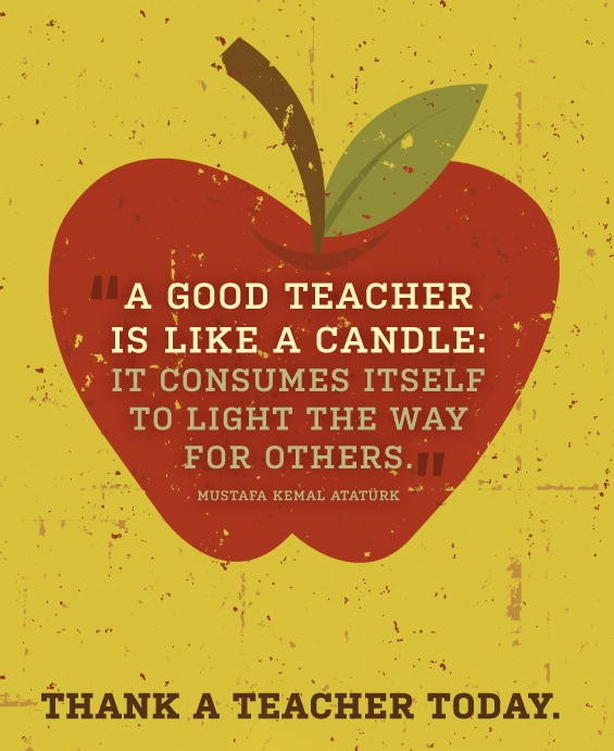Image result for teacher appreciation day