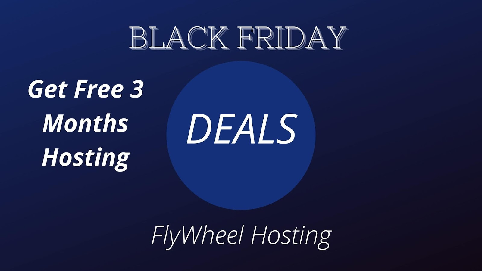 FlyWheel: Get Free Web Hosting Subscription For 3 Months