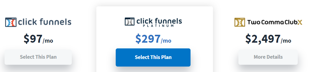 Disclosure of ClickFunnels pricing is part of the ClickFunnels Vs Kartra review article.