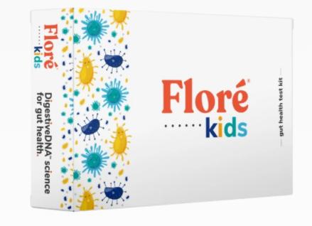 Kit Sun Genomics Floré para crianças.