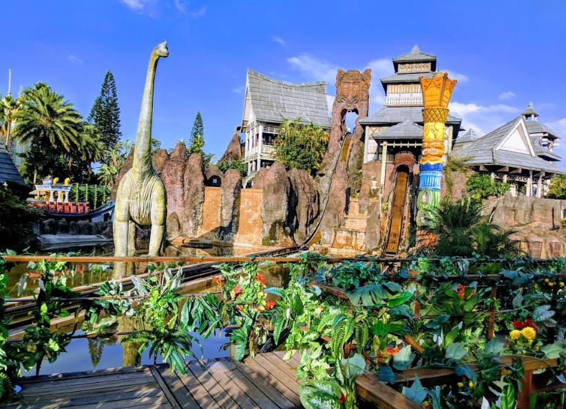 新竹-六福村主題遊樂園
