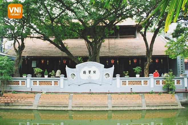 Ha pagoda, Hanoi, Vietnam