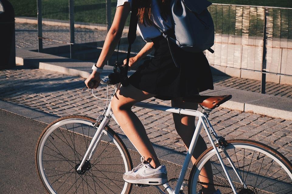 Só na capital paulista, o uso de bicicletas de diversos tipos teve um aumento significativo de 60%. (Unsplash/Reprodução)