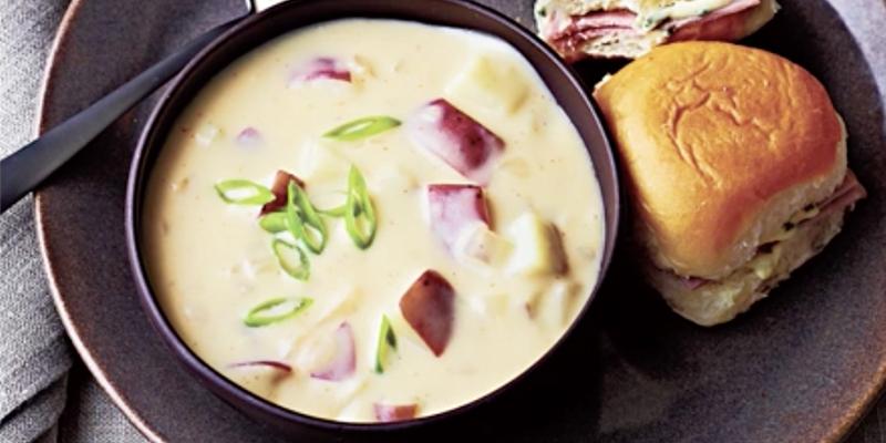 6 receitas de sopas e cremes diferentes