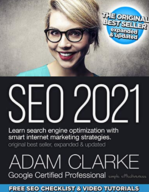 SEO for 2021 book