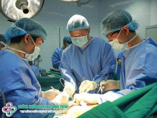 Chi phí phẫu thuật cắt, mổ trĩ hết bao nhiêu tiền