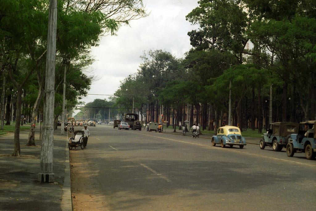 60 tấm ảnh màu đẹp nhất của đường phố Saigon thập niên 1960-1970 - 69