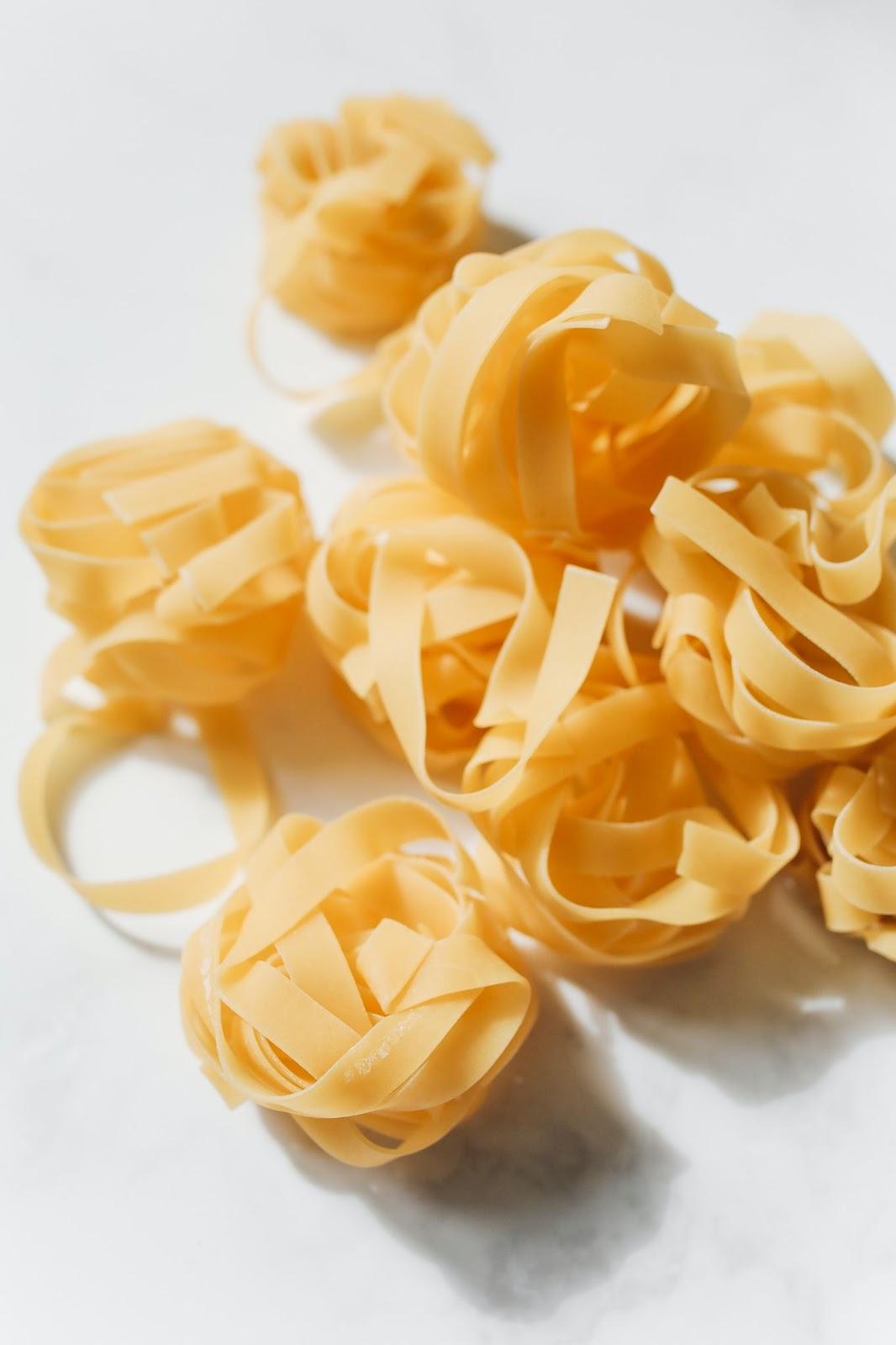 gluten free pasta recipe - three ingredient recipes - accordingtojo.com