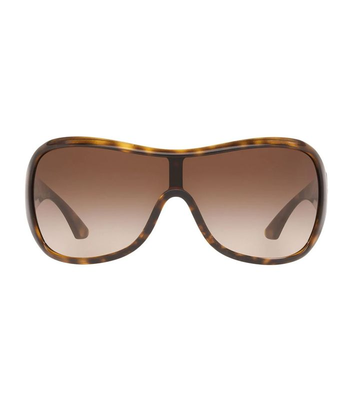 Sarah Jessica Parker x Sunglass Hut Tortoiseshell Effect Oversized Sunglasses