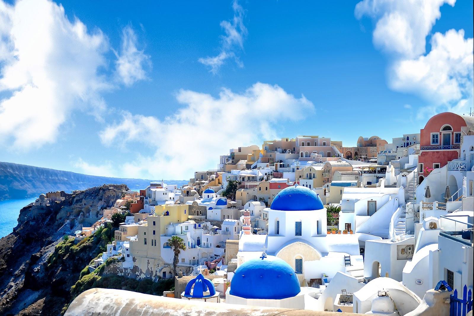 Туры в Грецию официально открыты для туристов из Украины с 14 мая