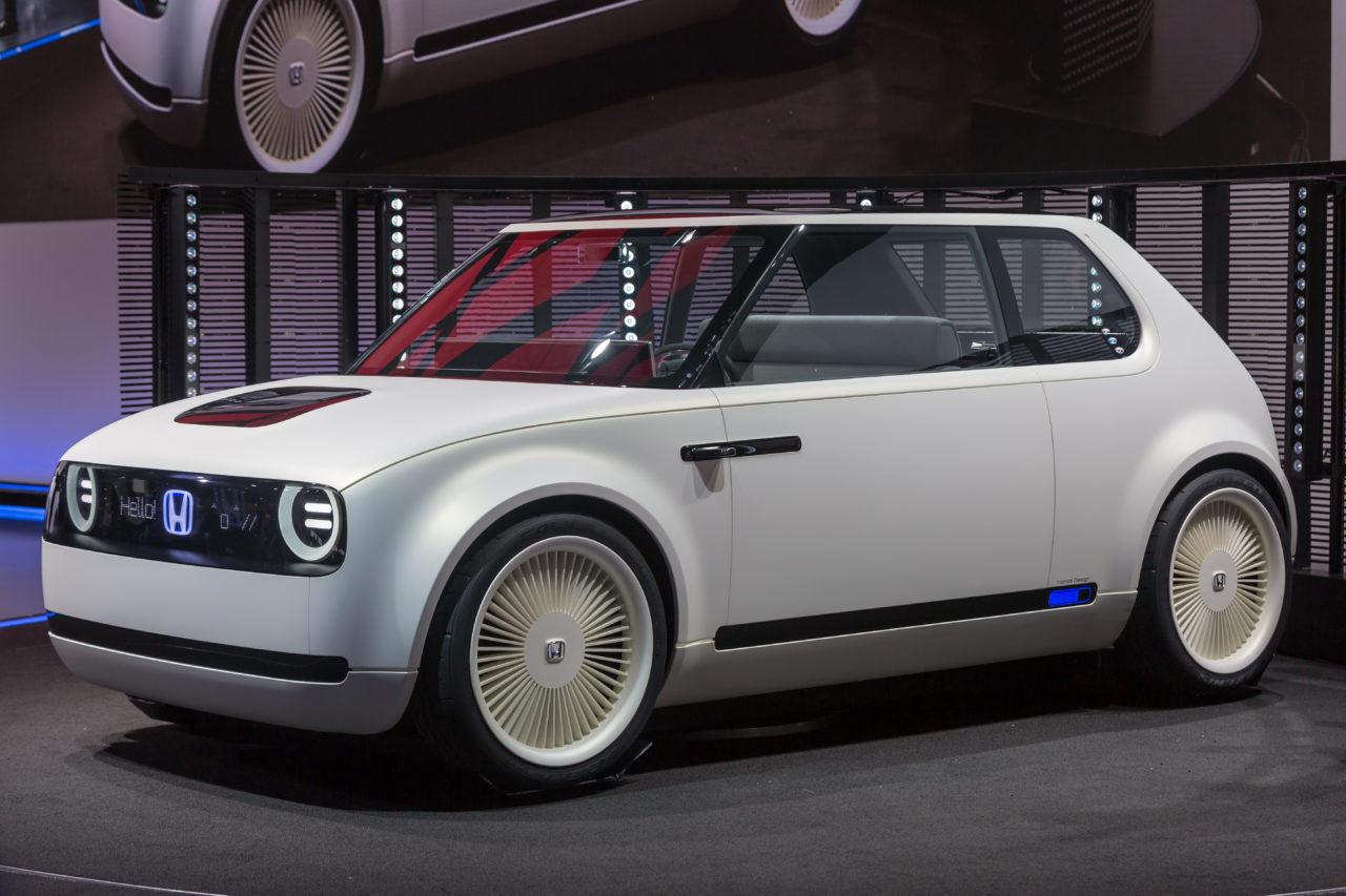 voiture électrique 2019