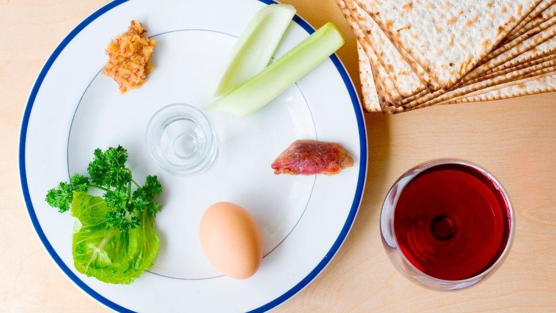 sedar meal - Holy Week for kids