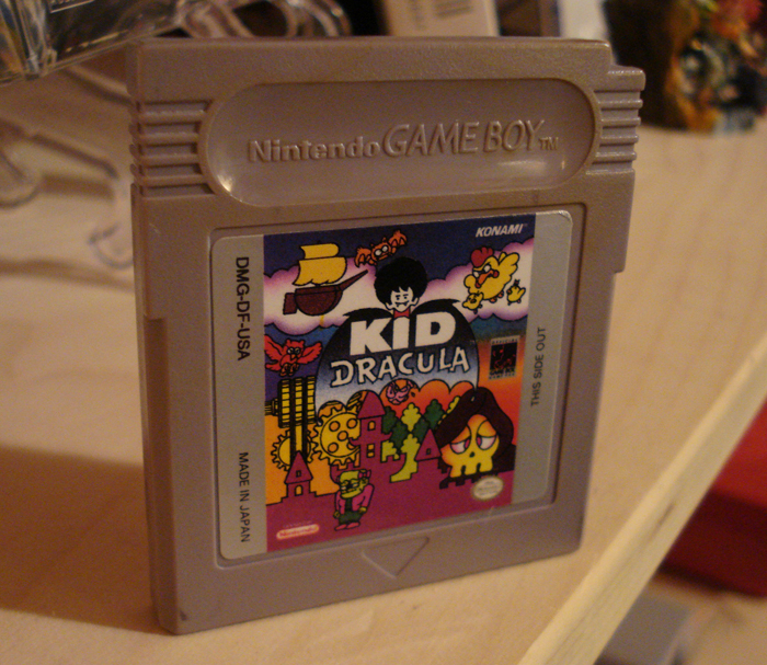 kid dracula nes rom translated