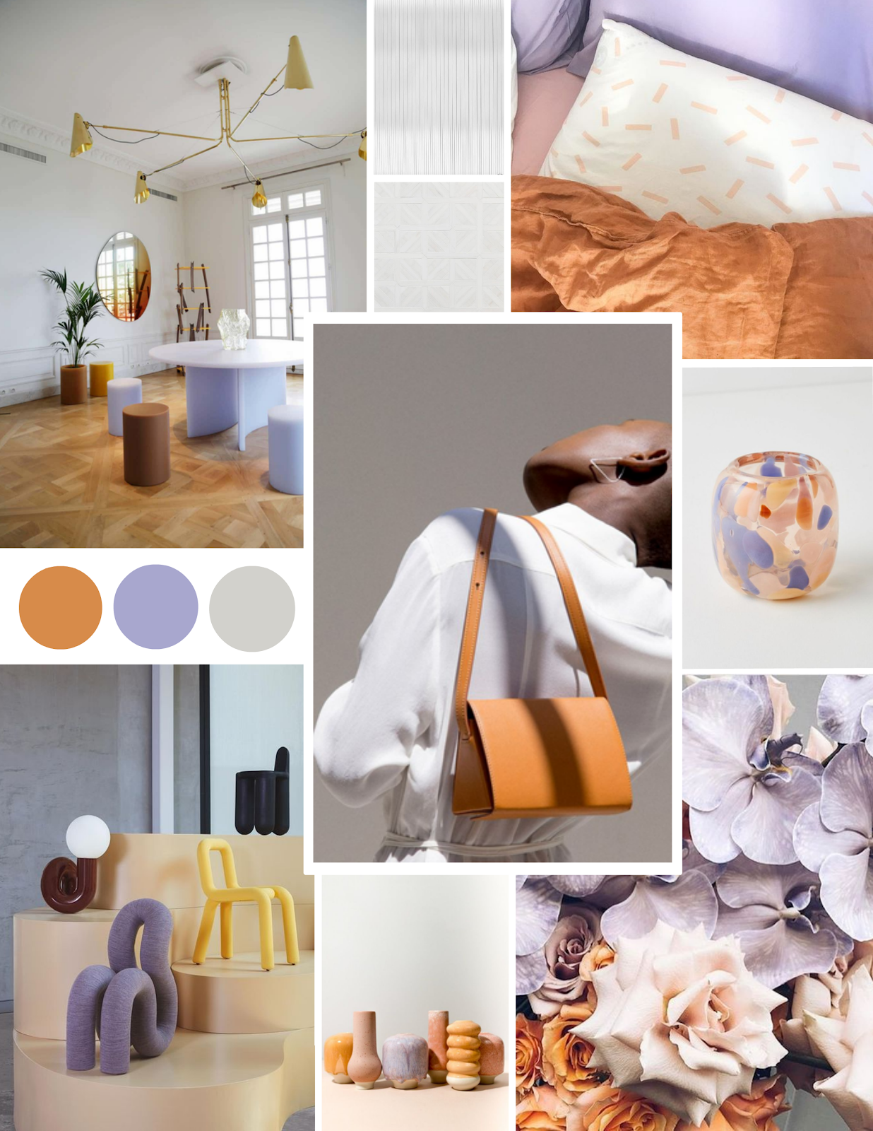 Color trends 2021: Millennial Purple interior obsession | SampleBoard