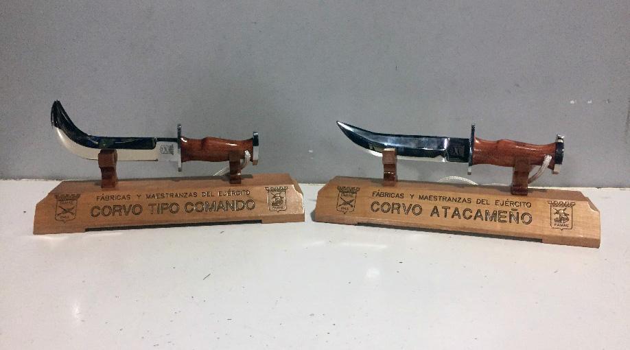 Corvo comando e corvo Atacameño
