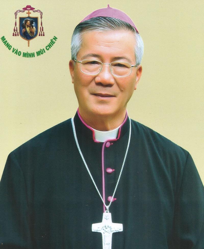 Đức Cha Nguyễn Hữu Long