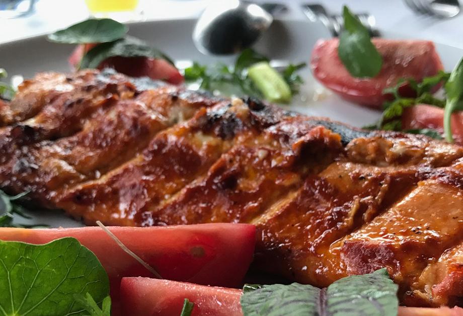 Amaranta: Nuevo menú degustación al centro y para taquear 5