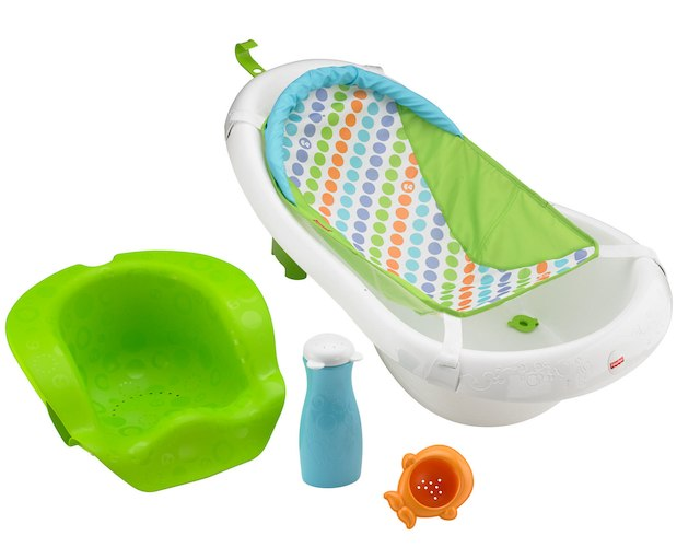 Fisher-Price 4-in-1 Sling 'N Seat, Tub