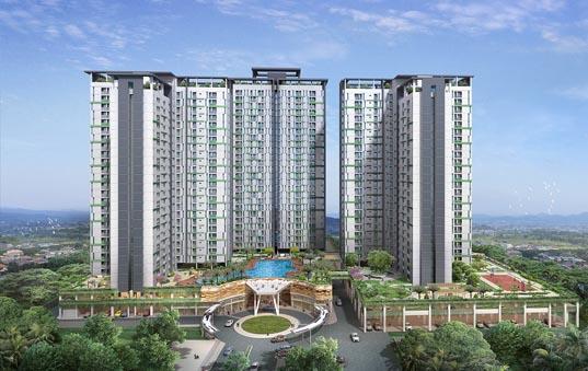 Aksara Pure Living Apartment