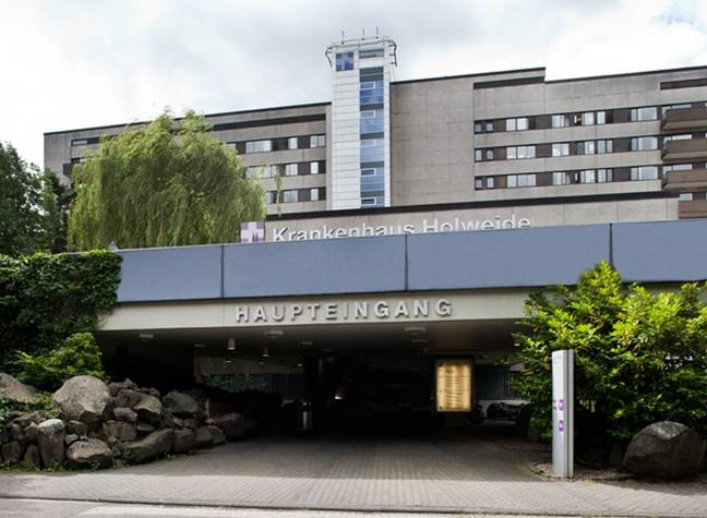 The twins were born at the Holweide Hospital in Cologne. Credit: CEN