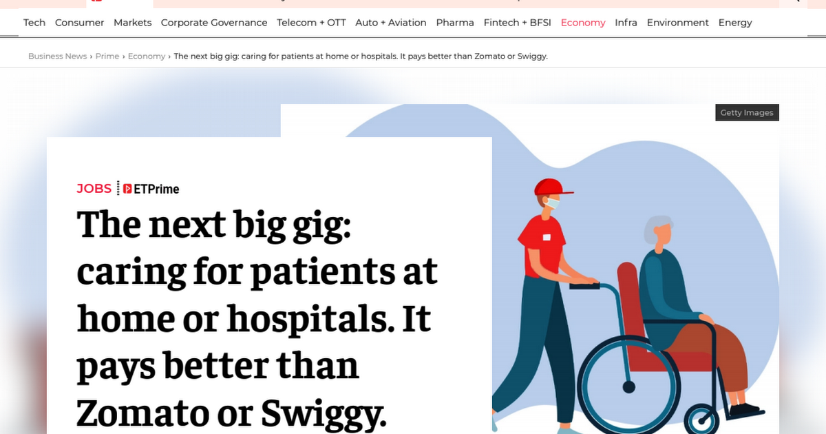 The Next Big Gig - Caring for patients at home or hospitals.pdf