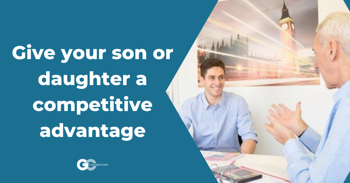give your son or daughter a competitive advantage