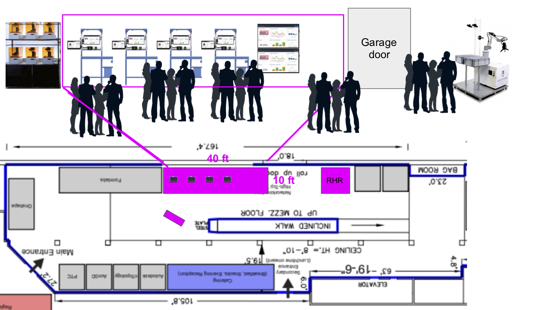 pop up factory floor diagram