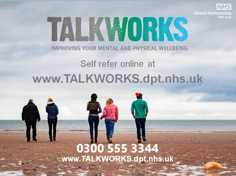 Depression and Anxiety Service(TALKWORKS)