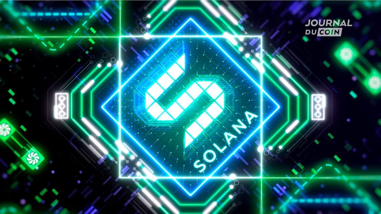 Solana est un protocole basé sur un consensus révolutionnaire : La proof of history