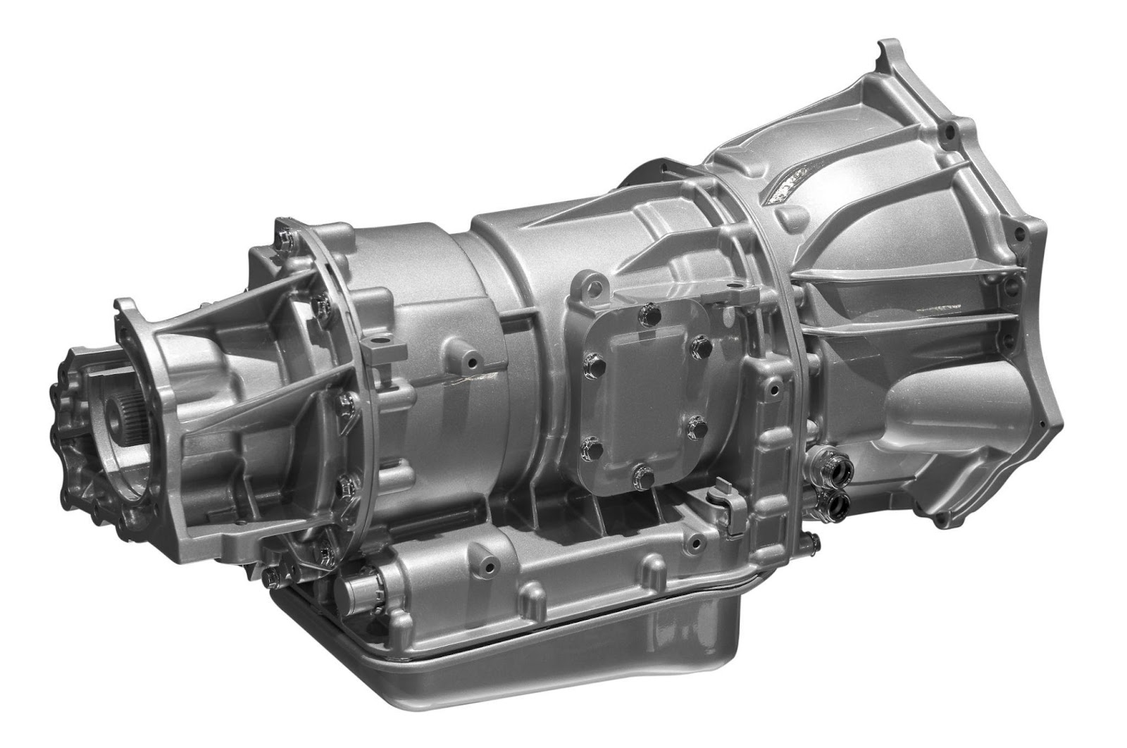 transmission rebuilt