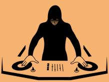 Dj Logo Png PNG Images   PNG Cliparts Free Download on SeekPNG
